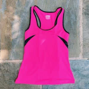 Prince Pink Athletic Tank Top
